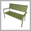 Garden and park furniture