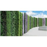 living wall at NEC Birmingham