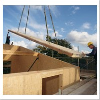 Kingspan tek building system 39 the structural insulated for Sip panel manufacturers california