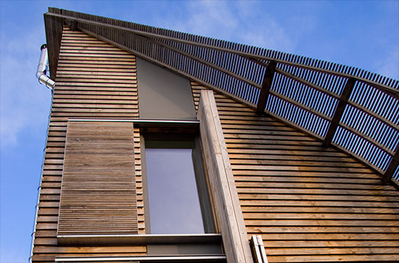 GreenSpec Timber Cladding Selecting a Species