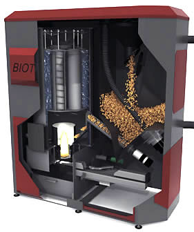 Greenspec Energy Biomass For Heating And Electricity