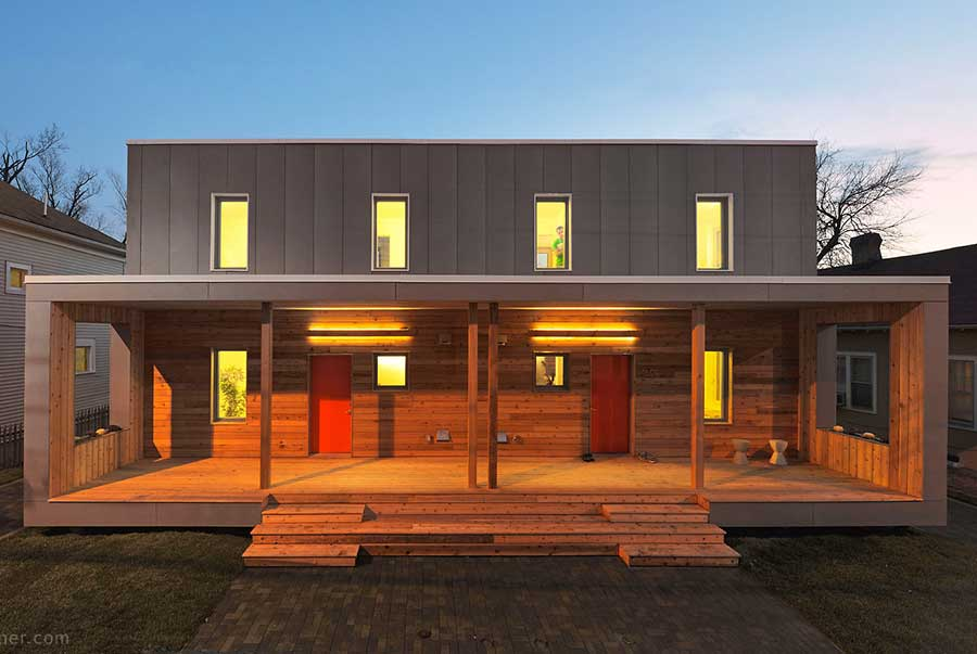 Empowerhouse, Washington, US - The New School and Stevens Institute of Technology