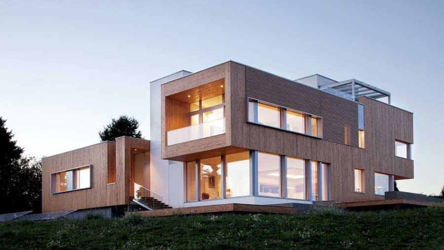 Karuna House, Oregon, US by Holst Architecture