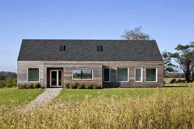 Passive House Retreat, New England, US – ZeroEnergy DESIGN