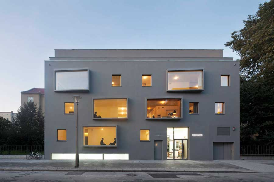 Passivhaus, Berlin – BCO Architects