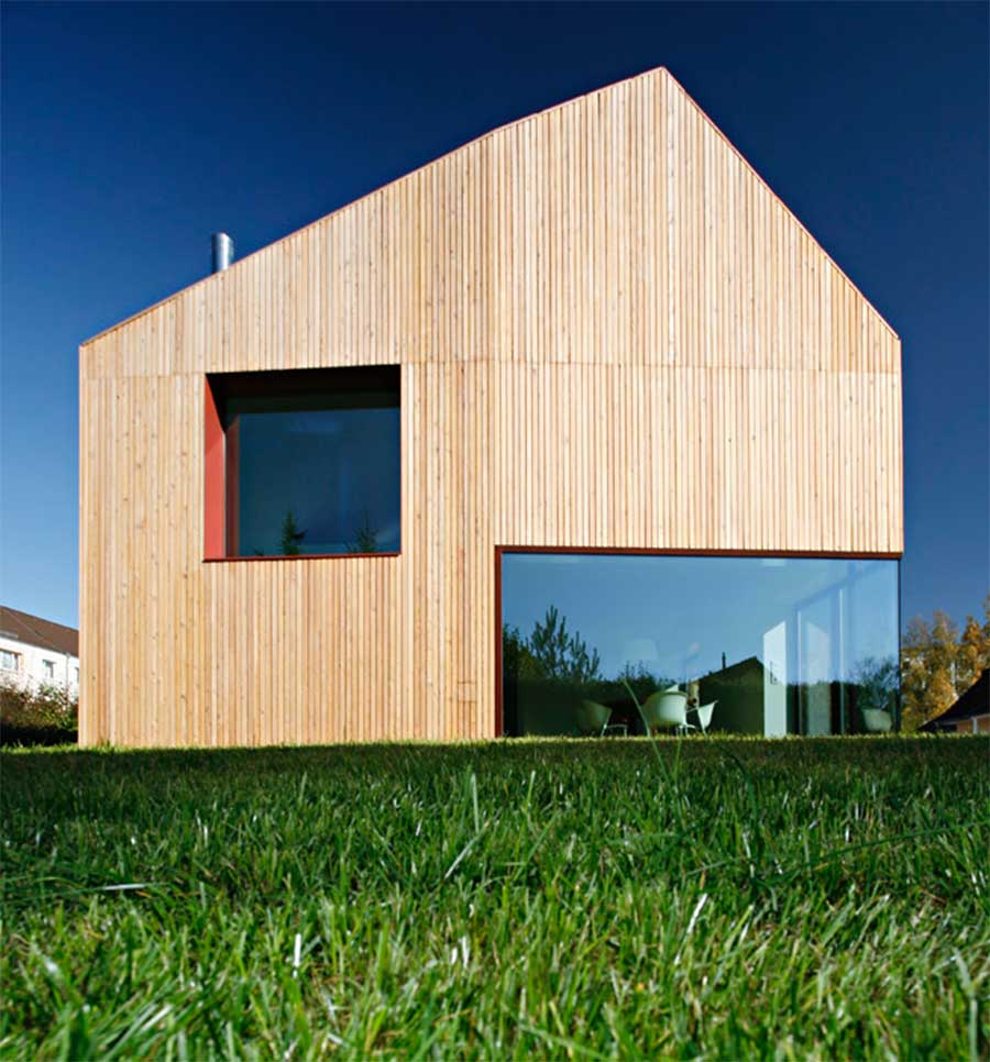 House, Leipzig, Germany - Atelier st