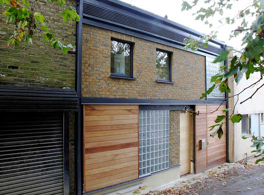 Passive Mews House, Hackney - RDA architects