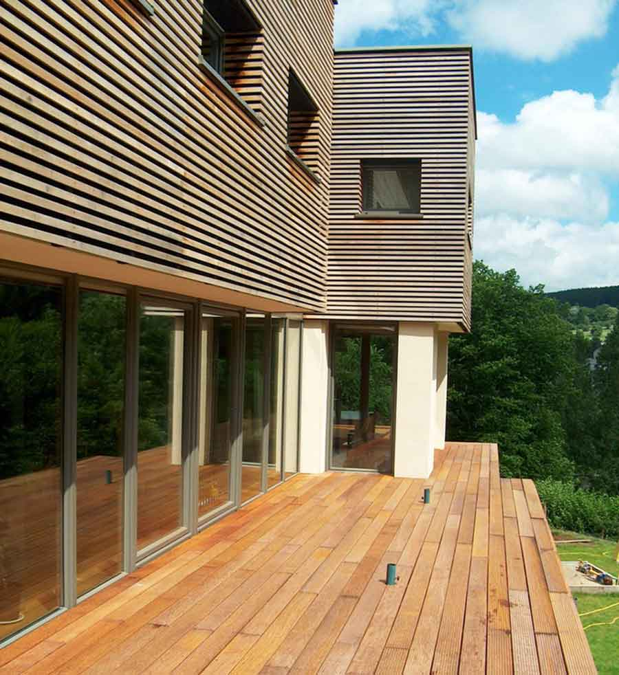 Passivhaus in Wallonia, Belgium – Architects Team Marc Steffens