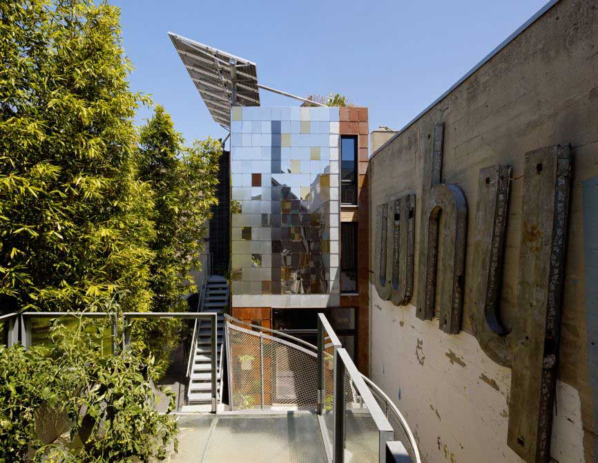 ZeroCottage,San Fransisco, US – David Baker Architects