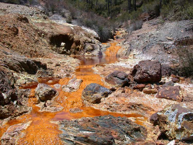 acid mine drainage 1