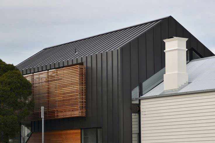 Exterior Aluminum Clad Plywood Panels : Zinc production environmental impact