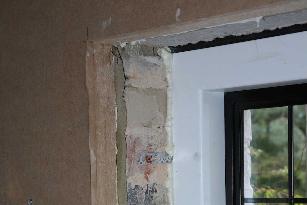 Draughts And Thermal Bridging In Old Buildings